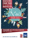 Noël pour tous 2015 - affiche officielle