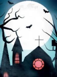 Halloween à Mougins