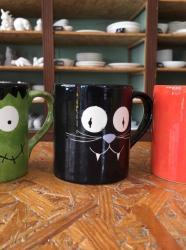 Halloween au Pop Cup Café