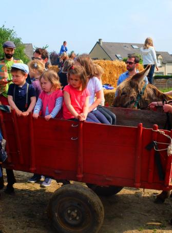 La Fête du lait bio en Bretagne