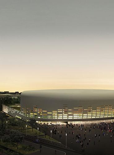 Bordeaux Métropole Arena