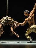 Festival mondial du cirque de demain 2016 - Suren and Karyna ©Laurent Bugnet