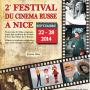 Festival Cinéma Russe Nice 2014
