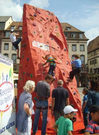 La rentrée du sport à Strasbourg