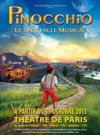 Pinocchio - Marie Jo Zarb