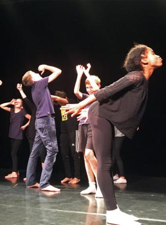 Stage éveil théâtral pour les 7-12 ans  à la Comédie Odéon