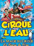 cirque sur eau 2015