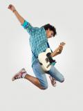 Les conseils d'un pro aux enfants pour faire du Air guitar