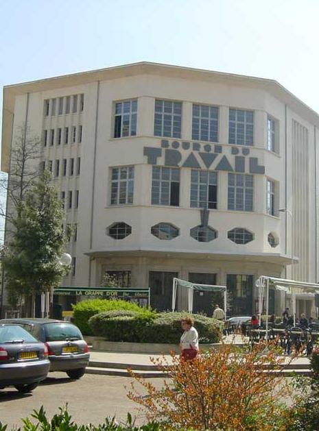 Bourse du Travail Lyon 3e
