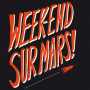 Week-end sur Mars 2015 - Subsistances