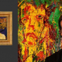Expo Sylvester Stallone - Real love, paintings 1975-2015