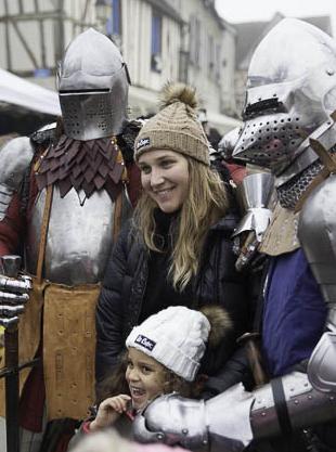 Marché Médiéval de Noël Provins