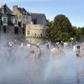 Miroir d'eau de Nantes