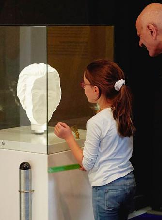 Expo Illusions au Palais de la Découverte - Cerveau sélectif