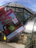 Pâques 2014 : une chasse atypique au Parc de la Tête d'Or avec Citizenkid