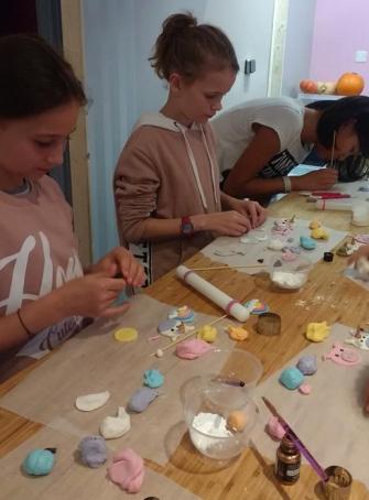 Des ateliers de pâtisserie pour les vacances