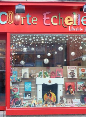 La Courte Echelle à Rennes