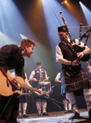Fête de la Saint-Patrick avec le Celtic Show