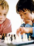 Enfants et jeux de société