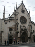 Eglise Saint Bonaventure Lyon