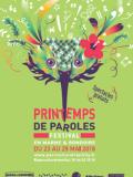 Printemps de Paroles 2016