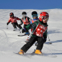 Les enfants au ski