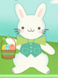 Easter Bunny Games Puzzles : application pour enfants