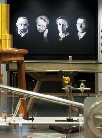 Journées européennes du Patrimoine 2015 - Musée Curie