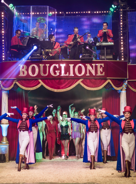 Surprise - Cirque Bouglione