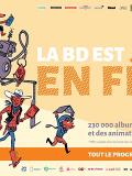 48 heures de la BD - La BD est en fête, Affiche 2017