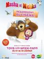 Pathé Live Kids : Masha et Michka débarquent au cinéma