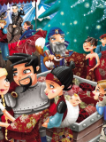 Etofféeries : le marché de Noël de Mulhouse