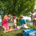 Top des parcs pour un pique-nique en famille à Nantes