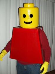 LEGO - Déguisement