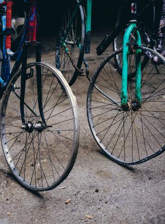 Bourse aux vélos à Strasbourg