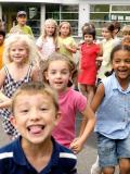 Les enfants en centre de loisir