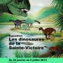 Expo : Les dinosaures de la Sainte Victoire