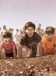 The Mud Day Kids