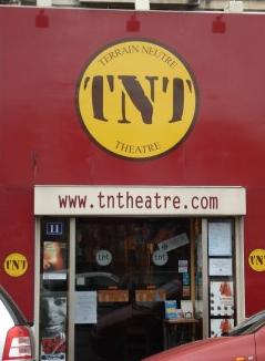 TNT - Terrain Neutre Théâtre