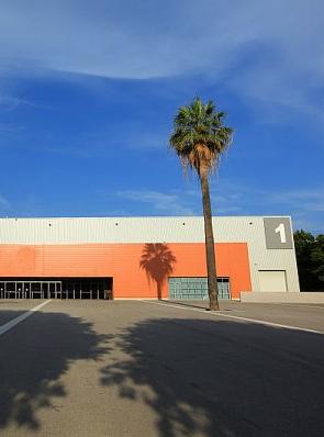 Parc Chanot - Palais des congrès