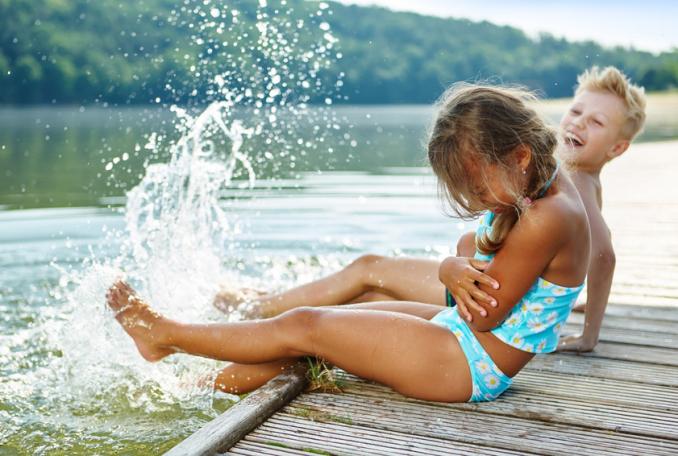 Où se baigner avec les enfants près de Strasbourg ?