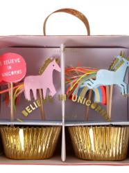 Caissettes à cupcakes