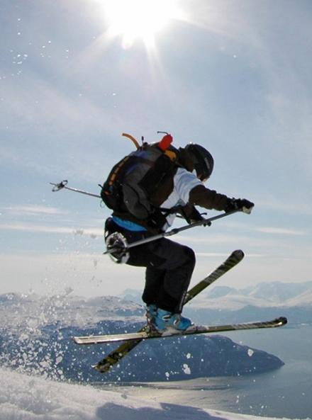 Les mercredis des neiges avec le club de ski de Chamalières