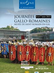 Les journées gallo-romaines 2015