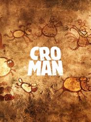 Cro Man - Affiche française