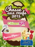 """Parcours-jeux """"spécial Pâques"""" dans 12 villes de France"""