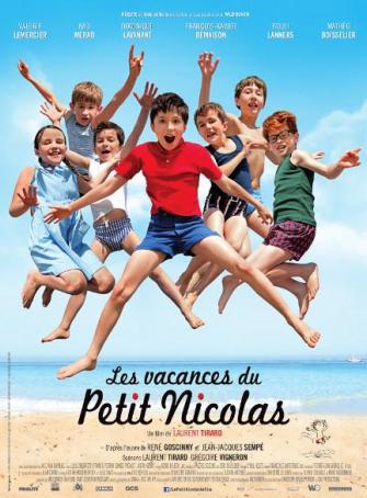 Les vacances du Petits Nicolas_invitations@Festival Paris Cinéma