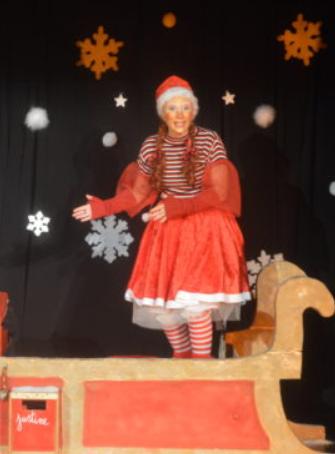 Le Petit Cabaret de Noël - Cie Fées & Gestes