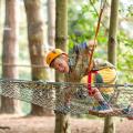 La Forêt Adrénaline en famille
