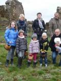 Chasse aux oeufs de Pâques à la Forteresse de Polignac